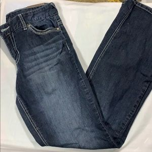 Maurice's Straight jeans size 11/12 long